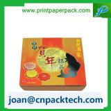 Farbenreiches Drucken-bleifreier Nahrungsmittelbäckerei-Plätzchen-Kasten