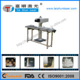 laser Acrylic Marking Machine di 30W Air Cooling CO2