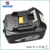 батарея Makita Bl1830 Li-иона замены 18V 3000mAh для електричюеского инструмента Bl1840 Bl1850