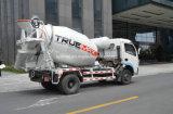 camion de mélangeur concret de 4m3 6m3 Dongfeng 4*2 (EQ5140GJB)