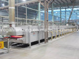 Trattamento termico Furnace per Steel Cord Making