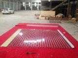 Slat de construção de uma ponte sobre superior para a porta do obturador de rolamento do policarbonato (PC 2)