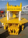 Machine à paver de verrouillage concrète hydraulique manuelle de Sy-750II pavant la machine de fabrication de brique de bloc