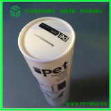 Golf Ball Plastic Tube Packaging avec Custom Printing