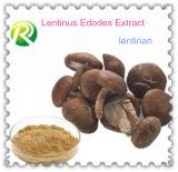 Выдержка Lentinan Edodes Lentinus высокого качества 100% естественная