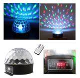 Luces baratas al por mayor del efecto de la rotación LED para el disco del partido