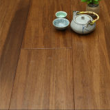 Plancher en bambou solide antique normal commercial d'Uniclic Strandwoven