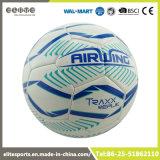 機械によってステッチされるPVC小型泡のフットボール
