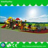 高品質の商業使用された屋外の子供の運動場装置(KP14-072A)