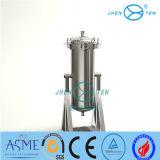 RO acero inoxidable Sistema de oscilación del filtro de titanio líquido