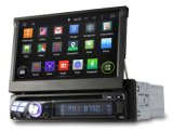 유니버설 7 Inch Reversing Camera Car Radio GPS Navigation Support 3G/WiFi/Bluetooth/DVD를 가진 1명의 DIN Android 4.4.4/Wince Car DVD Player Gp 8600