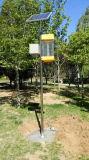 Lámpara solar de asesino de plagas Lámpara de asesino de mosquitos