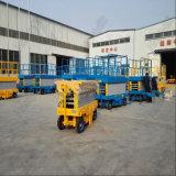4つの車輪の移動可能なトレーラーの空気の働きは販売のためのワークテーブルを切る