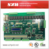 Селекторное управление Fr4 1.6mm 1oz 4 слоя HASL PCBA
