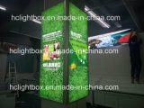Frameless Tension紫外線Tension Fabric LED Light BoxかTextile Light Box/Fabric Light Box