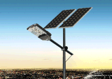 90W 120W 160W LED Solarwind-Straßenlaternemit Cer RoHS bescheinigt