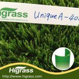 Natureza que olha o bom gramado artificial de Memery