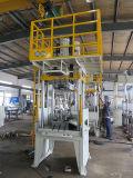 Pressa oleoidraulica del testo fisso personalizzata SGS con la cooperazione