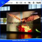 Panneau-réclame de l'Afficheur LED DEL de la publicité extérieure de SMD P6
