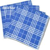 fuentes de papel del partido de las servilletas de cena de los 25*25cm