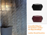 Sacs en cuir d'unité centrale de modèle de crocodile (HS11R)