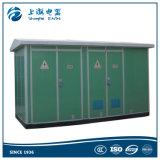 sous-station électrique de contrat de transformateur de kiosque de 11kv 315kVA