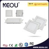 2016 ISO9001工場高品質LEDの照明灯のパネルの価格