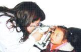 아기와 고위 사람을%s 소형 틈새 램프