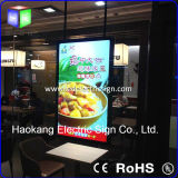 LED Light Panel für Menu Board Advertizing Display