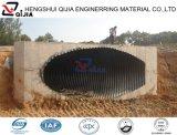 Pipa acanalada del drenaje del diámetro grande de la fábrica