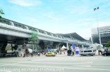 Sistema estructural de acero del edificio de la estructura de acero