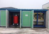 quiosque Manufactur de 33kv 1250kVA para a subestação empacotada ao ar livre
