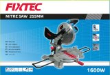 AluminumのためのFixtec Power Tools 1600W Double Mitre Saw