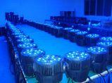 Luz da PARIDADE do diodo emissor de luz da luz 54*3W do estágio do diodo emissor de luz
