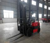 2.5 toneladas LPG Forklift com K25 japonês Engine