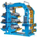 높은 정밀도 Mulic는 Flexographic 인쇄 기계 기계 최신 판매를 착색한다