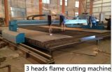 CNC Cutting Machine do plasma para Metal Processing
