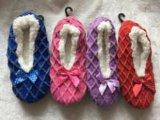 أربعة لون نساء [بريغت سد] أحذية داخليّة ([ر-سل1617])