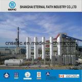 Nahtloser Stahl-Hochdruckgas-Zylinder (ISO9809 219-40-150)