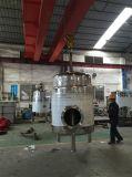 Recipiente del reactor del acero inoxidable de la fabricación de Guangzhou/envase del vaso