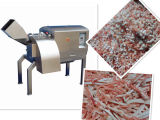 600kg Frozen Meat Dicer/Cutting Machine met Ce Certification