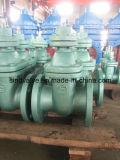 Non-Поднимая запорные заслонки усаженные металлом стержня BS5163