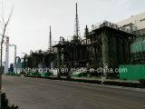 Sustancias Químicas de la Muestra Libre de Fertilizantes Sulfato de Amonio (N21%)