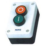 Estación de control para el interruptor de pulsador