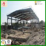 高品質の研修会の鉄骨構造の工場
