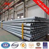 11kv Power Transmission Distribution Galvanized Steel Palo Nea 25FT 30FT 35FT 40FT 45FT