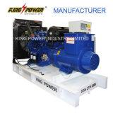 generador diesel eléctrico de la potencia primera 480kw con el motor de Perkins