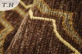 Ткань синеля драпирования ткани софы конструкции Gemotric
