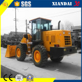 직업적인 Supplier Xd936plus 1.0cbm 3ton Wheel Loader