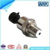 Sensor de dos hilos compacto de la presión del acero inoxidable 316L con la salida 4-20mA/Spi/I2c/0.5-4.5V